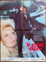 Plakat Le Grand Delirium Yves Beneyton Jean Seberg Dennis Berry 60x80cm
