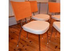 Ensemble de 4 Lundi Ravioli chaises par Philippe Starck pour xO