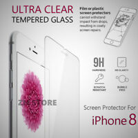 """High Quality Tempered Glass Screen Protector For Apple iPhone 8 (4.7"""")"""