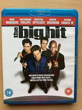 The Big Hit Blu-ray 1998 Action Comedy Film Movie with Mark Wahlberg