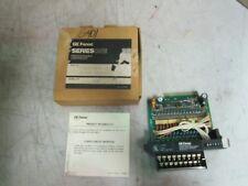 GE Fanuc Series One Programmable Controller P/N: IC610MDL107B (NIB)