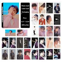 30Pc/set KPOP Bangtan Boys JUNG KOOK Love Yourself tear Photo Card Lomo Card