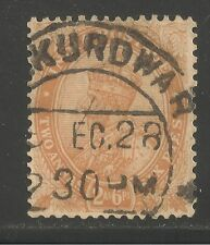India #100 (A57) VF USED - 1926 2a6p King George V