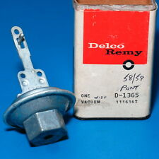 NOS GM Delco Distributor Vacuum Advance 1957-1959 Pontiac Bonneville GMC Truck