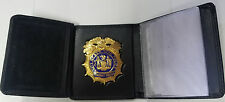 NY/NJ Police-Style Honorary Surgeon Money/Credit Card Wallet  CT-09