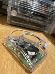 Apple G5431 Clear ADB Mouse For Macintosh