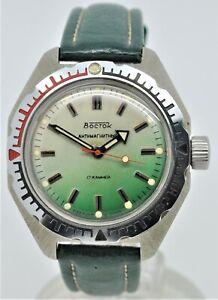 Bostock manual wind stainless steel USSR watch