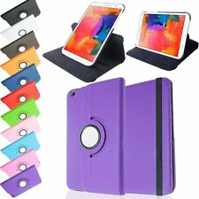 ROTATING STAND PU LEATHER SLEEP/WAKE CASE COVER FOR SAMSUNG GALAXY TAB PRO 8.4""