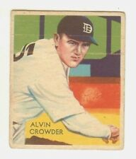 1934-36 DIAMOND STARS ALVIN CROWDER