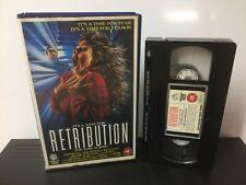 Retribution - Ex Rental, Big Box - VHS - Medusa