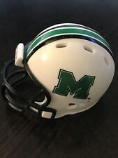 Riddell CUSA MARSHALL Thundering Herd Pocket Pro Size Helmet Football Conference