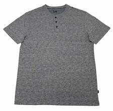 Lee Mens Size Medium Short Sleeve Premium Henley Shirts