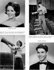 1965 Memphis TN High School Yearbook~Photos~History~Football~Dance~Teenagers