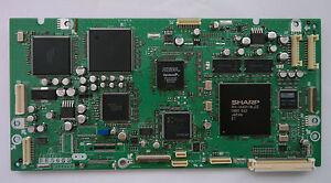 Sharp KC585 XC585WJ CONTROL BOARD FOR SHARP LC-32GA4E  LCD TV