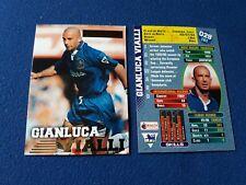 GIANLUCA VIALLI CHELSEA Trading card MERLIN'S PREMIER GOLD 1996/97 rookie