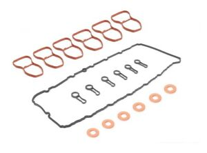 BMW E90 F01 F10 N57 3.0d Diesel GASKET SET for Cylinder Head Cover Replacement