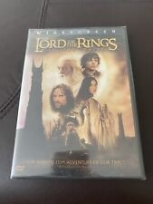 The Lord of the Rings: The Two Towers (Dvd 2003 2-Disc Set Widescreen) Brand New