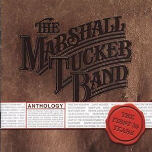 Anthology: The First 30 Years, Marshall Tucker Band, Very Good Original recordin