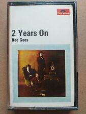 Bee Gees - 2 Years On original 1970 Polydor Audio Cassette