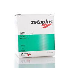 Dental Zhermack Zetaplus Putty C-Silicone Impression Material Huge 900ml Jar