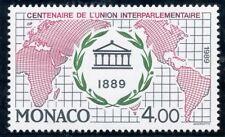 STAMP / TIMBRE DE MONACO N° 1700 ** UNION INTERPARLEMENTAIRE / LOGO