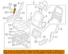 KIA OEM 15-16 Sedona Second Row Back Rear Seat-Adjust Lever Left 89173A9010CQA