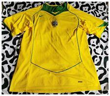 Brazil Brasilien Copa America 2004 Trikot Shirt Adriano Diego Ronaldinho Ronaldo