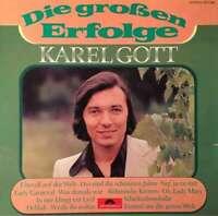Karel Gott Die Großen Erfolge LP Comp Vinyl Schallplatte 128661