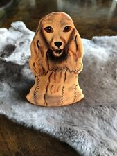 COCKER SPANIEL small Dog Vase Tanner Rescue Me Now Collection 2011 45463 By Nina