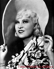 Actress Mae West (10) - Celebrity Photo Print
