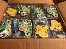 2008 Pokemon Burger King Kids Meal Toy CASE OF 200 Pokemon Pikachu Holders RARE