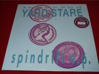 "Thousand Yard Stare:  Spindrift   UK   EX+    10""  Clear Vinyl"