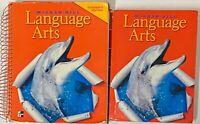 Grade 5 Language Arts Student Teacher Edition Curriculum 5th Homeschool Bundle