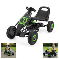 Xootz Viper Go Kart Pedal Kids Junior Children Quality Ride On With Rubber Tyres