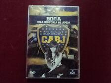 DVD Soccer  Boca juniors.Argentina Boca una historia de amor 2DVD  (Canada