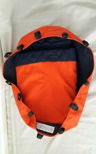 Orange Bugaboo Frog carrycot Bassinet to fit Frog With mattress and wood;::""