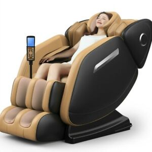 Full-body Zero Gravity Automatic Electric Massage Chair Kneading Capsule
