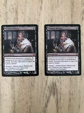 1x FOIL RUSSIAN Thoughtseize Theros MAGIC (2 Available)