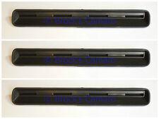 1986-1995 PATHFINDER (1987-92 HARD BODY) PICKUP TRUCK HOOD GRILLE INSERT SET 3