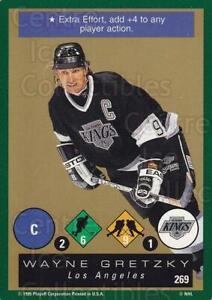 1995-96 Playoff One on One #269 Wayne Gretzky