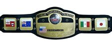 NWA World Heavyweight Championship Wrestling Replica Belt Adult Size