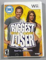 Biggest Loser Nintendo Wii 2009 Compatible with Balance Board