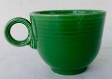 Vintage Fiestaware Fiesta Ware Medium Green Tea Cup Teacup Homer Laughlin