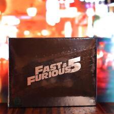Fast and Furious 5 Limited Collector's Box Bluray *Neu&0VP* Rarität! lesen!