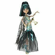 Monster High Ghouls Rule - Cleo De Nile 12 inch doll exclusive!