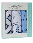 NEW Bubba Blue BB-92758 3 pack muslin wraps