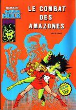 Miss Hulk N°4- Le combat des amazones - Arédit-Marvel Comics - 1981 - BE