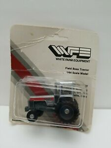 WFE White Farm Equipment Field Boss 37 Tractor Model Toy Vintage