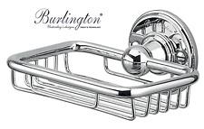 Burlington Bathrooms Traditional Soap Basket    A13CHR