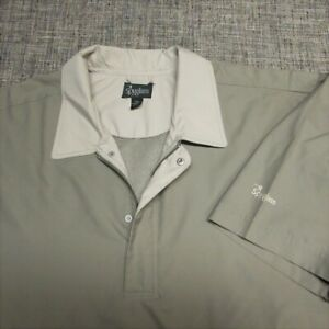 SPYGLASS POLY SHORT SLEEVE GOLF PULLOVER--2XL--TOP SPOTLESS QUALITY!!